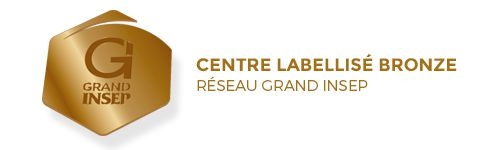 Banniere Label Bronze Grand Insep